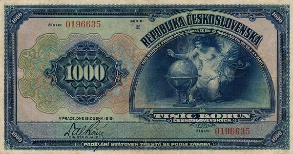 Otkup čehoslovačkih novčanica