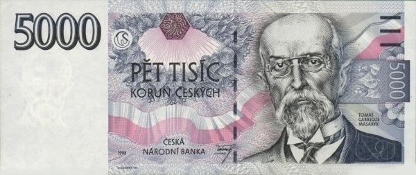 Otkup čeških novčanica