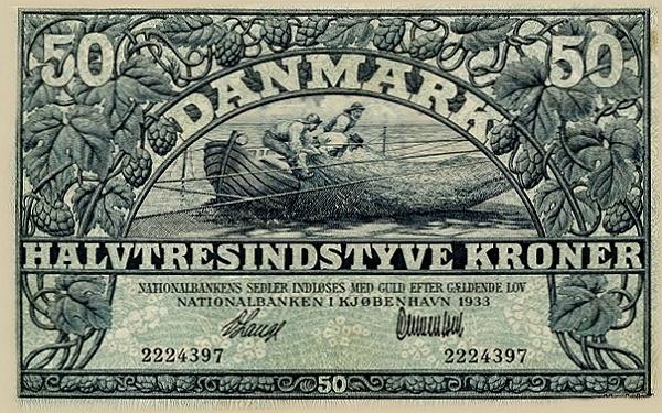 Otkup danskih novčanica