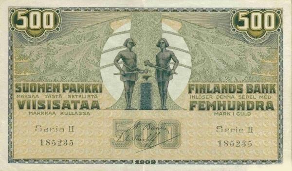 Otkup finskih novčanica