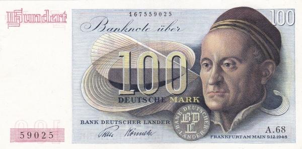 Otkup njemačkih novčanica