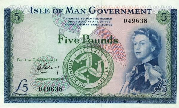 Otkup iz Otoka Man novčanica