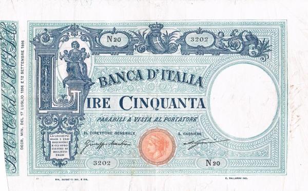 Otkup talijanskih novčanica