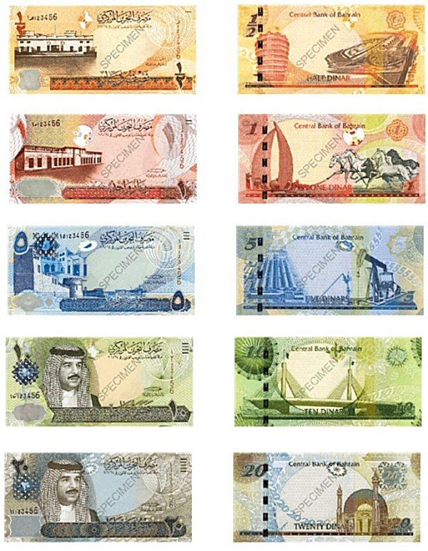 otkup bahreinskih dinara