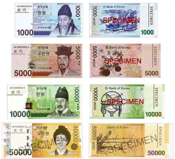 otkup korejskih wona