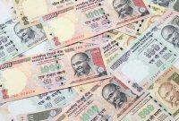 zamjena indijskih rupiji