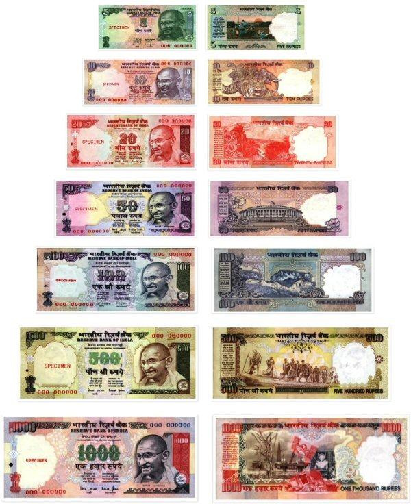 otkup indijskih rupija