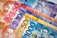 zamjena filipinskih pesosa