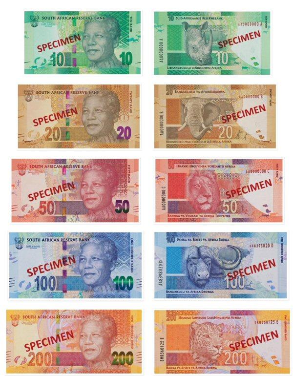 otkup južnoafričkih randa