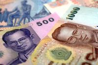 zamjena tajlandskih bahta