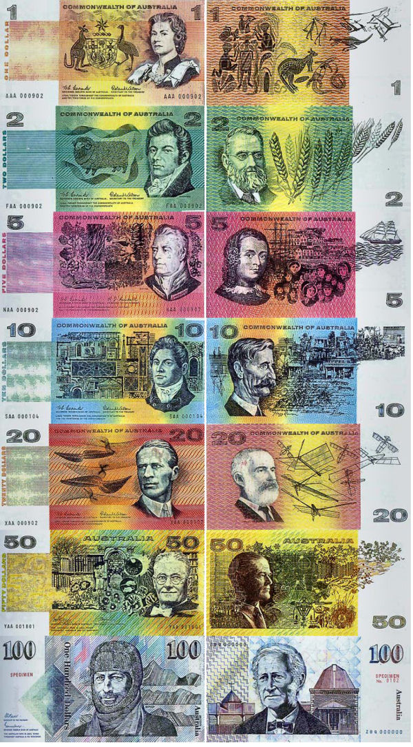 otkup starih australskih dolara