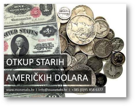 Otkup starih američkih dolara