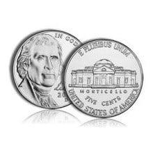 Otkup kovanica američkih dolara i centi