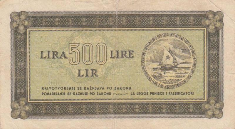 Otkup novčanica lira Gospodarske banke za Istru, Rijeku i Slovensko Primorje