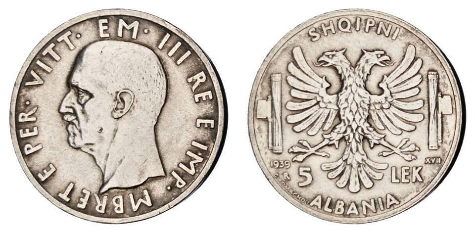 Otkup starih kovanica Albanije