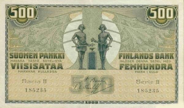 Otkup starih finskih novčanica – 095 858 6377