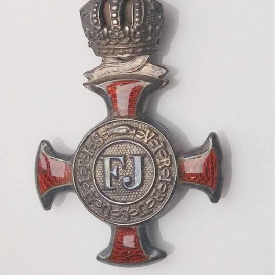 Otkup austrijskog odlikovanja Verdienstkreuz - 095 858 6377
