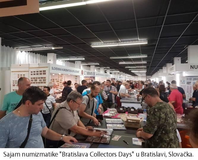 Sajam numizmatike Bratislava