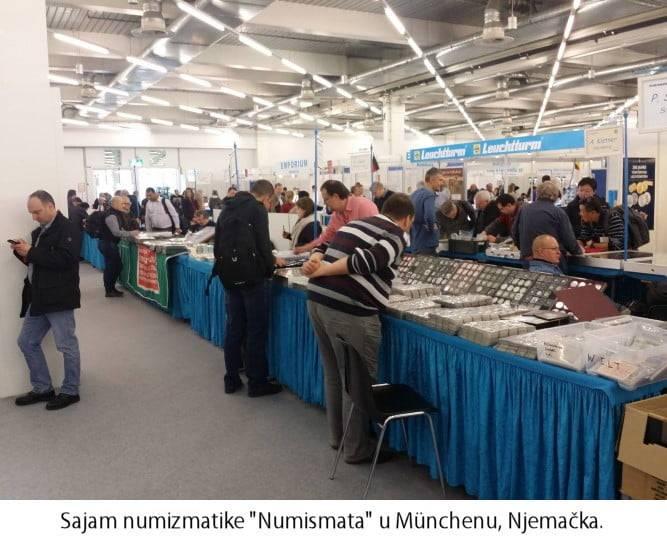 Sajam numizmatike München