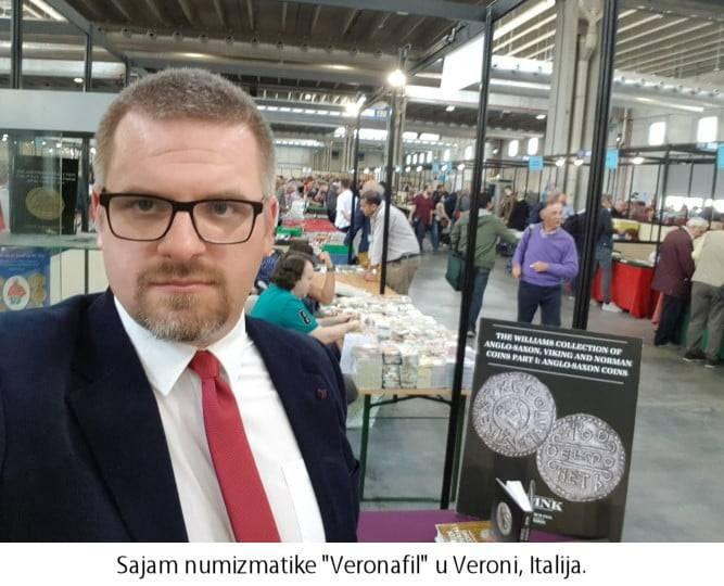 Sajam numizmatike Verona