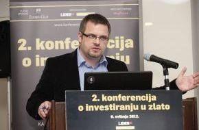 Zlatko Viščević - 2. konferencija o investiranju u zlato