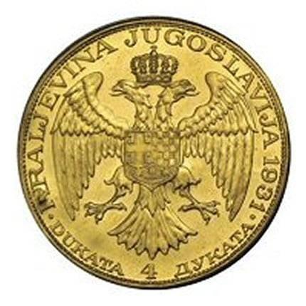 Otkupljujemo zlatne dukate Kraljevine Jugoslavije – Isplata odmah