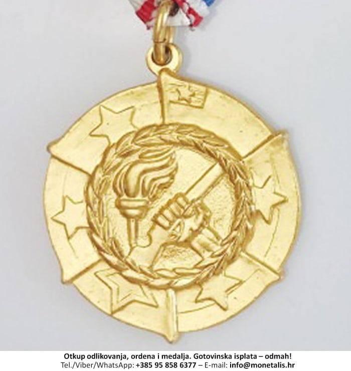 Otkupljujemo odlikovanje Medalja 30 godina pobjede nad fašizmom 1945-1975 - 095 858 6377