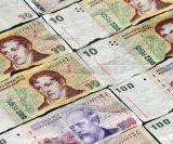 zamjena argentinskih pesosa
