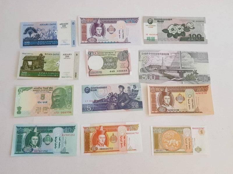 Primjer dobro slikanih novčanica za otkup.