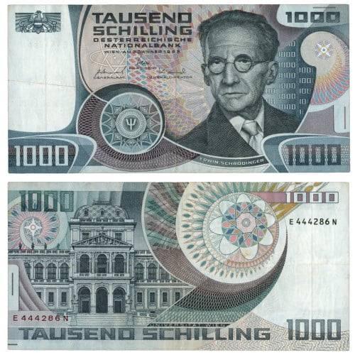 Otkup austrijskih novčanica. Gotovinska isplata - odmah!
