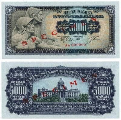 Numizmatička novčanica