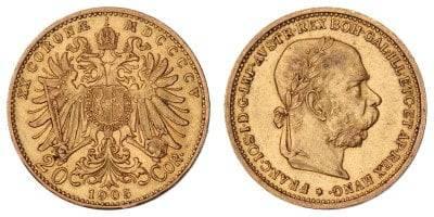 Vršimo otkup zlatnika po numizmatičkoj vrijednosti.
