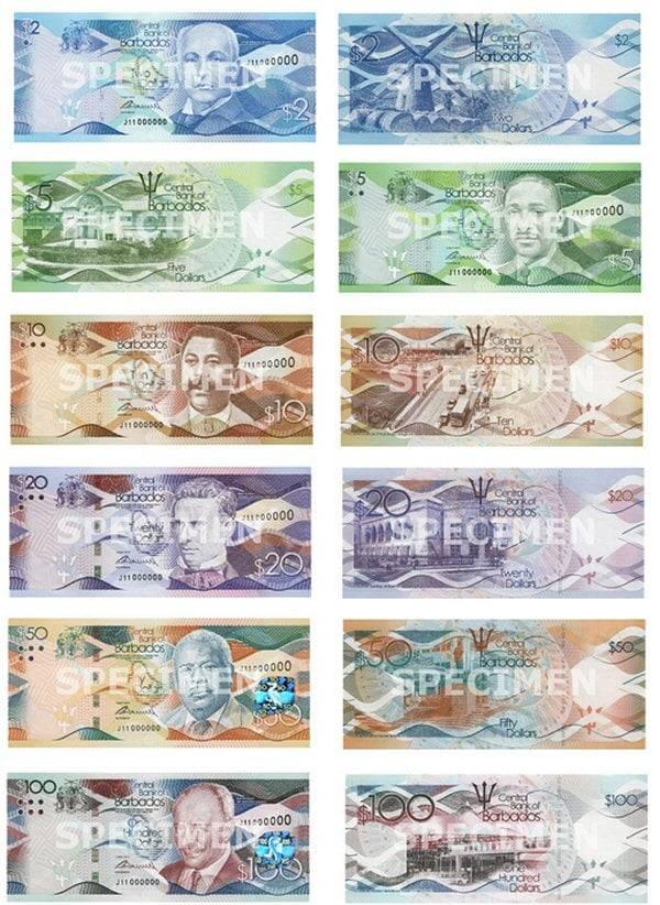 Otkupljujemo barbadoske dolare